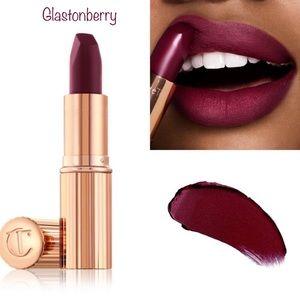 New! Charlotte Tilbury Matte Lipstick Glastonberry